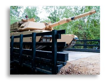 Ft Bragg Tank Bridge